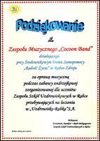 Występ wUzdrowisku-Rabka S.A.