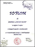 V Konkurs Kolęd i Pastorałek (Skawa 2013)