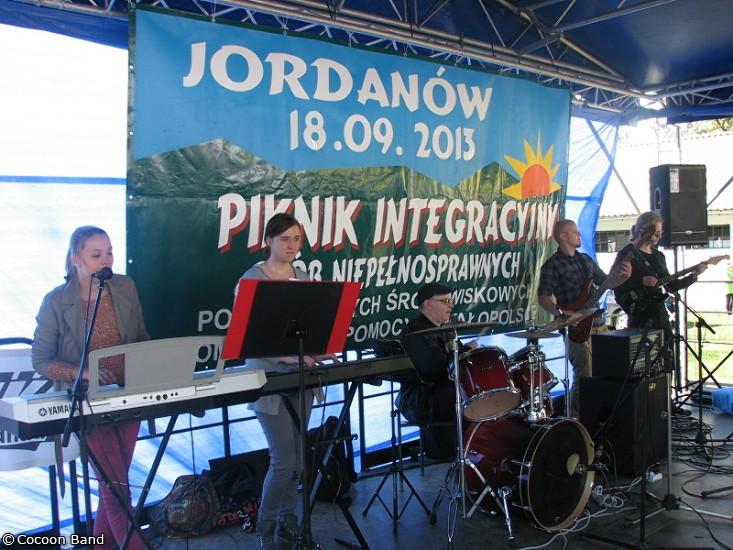 Pożegnanie lata na pikniku w Jordanowie