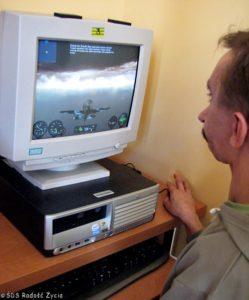 ŚDS Radość życia - Pracownia komputerowa