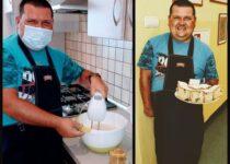 Więcej o: Debiut Szczepana napracowni kulinarnej :)